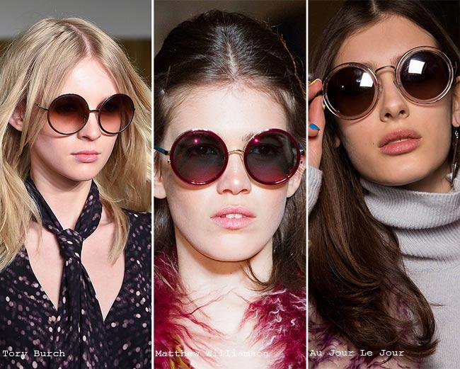 09123874d تعرفي على موضة النظارات الشمسية لموسم ربيع وصيف 2016 | الحسناء