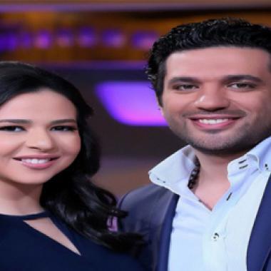 بالفيديو: مذيعة تسخر من إيمي سميرغانم وتسأل حسن الرداد: حتتجوزها ليه؟