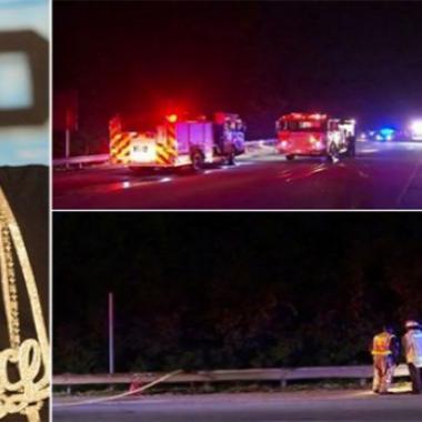حادث سير مروع يقتل مغني الراب الشهير