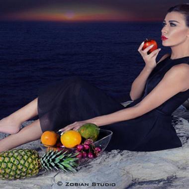 نادين الراسي: سخرية ومعركة فنية مع طليقها