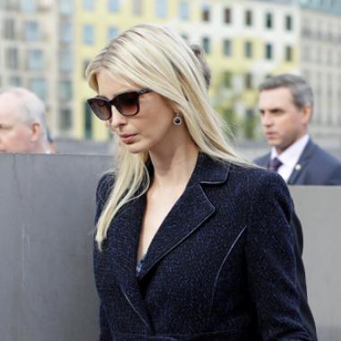القضاء يستدعي إيفانكا ترامب بتهمة تقليد ماركة إيطالية فاخرة