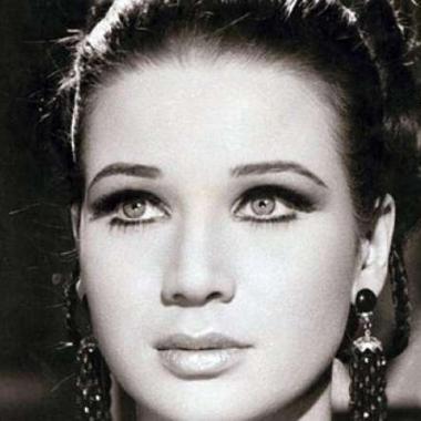 رحيل صاحبة أجمل عينين في السينما المصرية