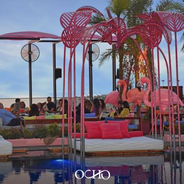 افتتاح مطعم OCHO لـMaillon Group في منتجع Veer الكسليك