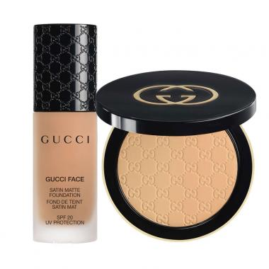 مستحضر الأساس GUCCI Satin Matte Foundation