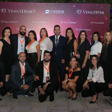 مجموعة ميديكا تُطلق فينوس ليجاسي™ في منطقة الشرق الأوسط