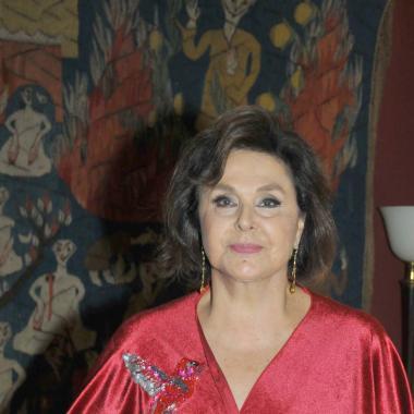 نضال الأشقر: وحده المسرح يبقي الفنان على قيد الحياة