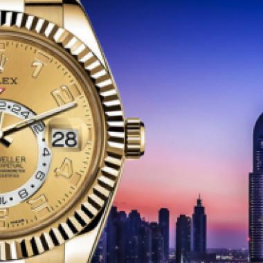 """افتتاح """"أسبوع الساعات"""" في دبي"""