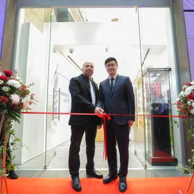 هواوي تقدم مفهوم الحياة الذكية من خلال إفتتاح متجرها الرائد في لبنان