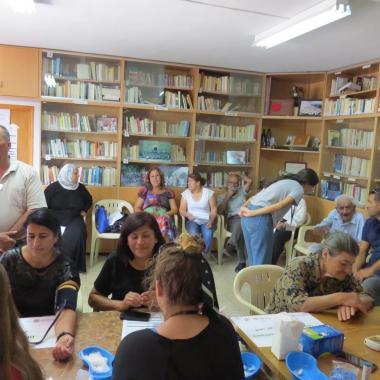 نادي روتاراكت بيبلوس ينظّم حملة صحية مجانية في إهمج