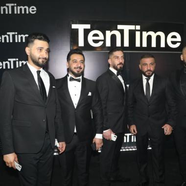 حضور فنّي عراقي لافت في إطلاق Tentime