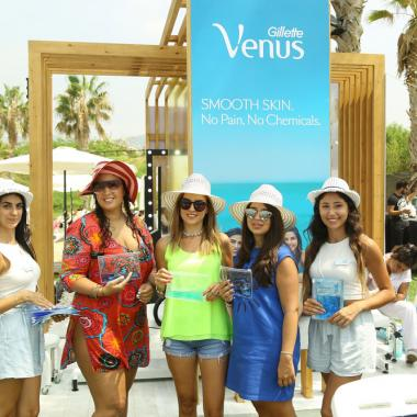 Venus تدلّل زوارها في المنتجعات الشاطئية اللبنانية