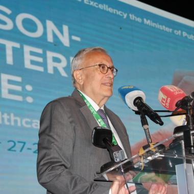 مستشفى ومركز بلڤو الطبي يستضيف المؤتمر الوطني الأول حول العناية الشاملة
