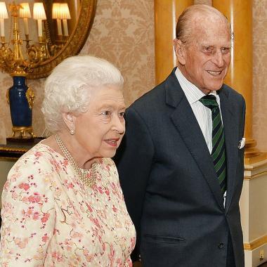 زوج الملكة إليزابيث في المستشفى