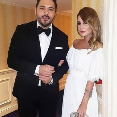 بعد احتفال البيال ماذا كتب رامي عياش لزوجته؟