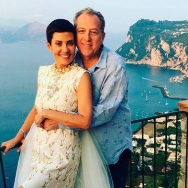 عندما تتزوج أشهر خبيرة مظهر في فرنسا!