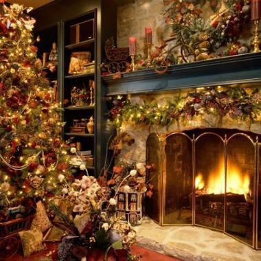 أفكار مُلهِمة لزينة شجرة الميلاد