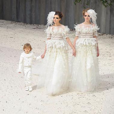 فستان زفافك يُخبر عن شخصيّتك