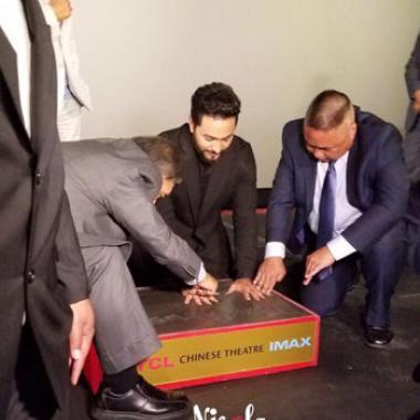 بصمة تامر حسني في هوليوود