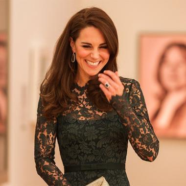 ما هو شكل فستان الـ11 ألف دولار الذي ارتدته كايت ميدلتون؟