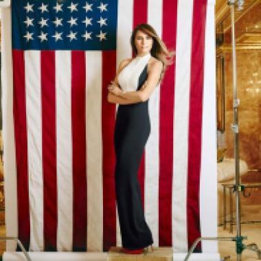 من هي ميلانيا ترامب؟