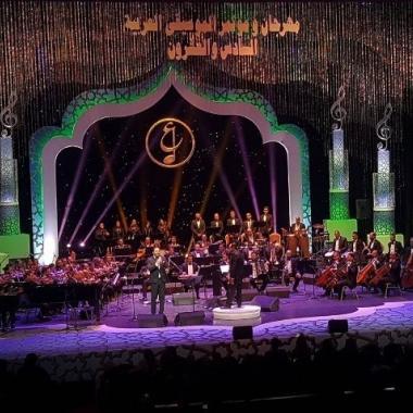 """رامي عياش و""""الله عليكي يا مصر"""" في دار الأوبرا!"""