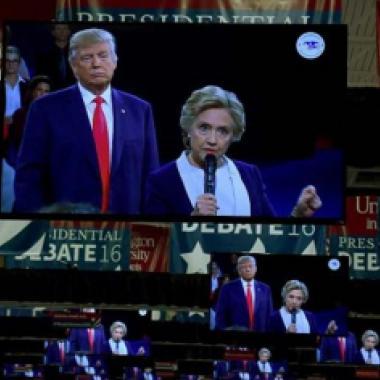 ترامب يسحب يده عن اعضاء النساء