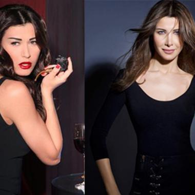 نادين الراسي تعلق على ألبوم نانسي عجرم والأخيرة ترد!