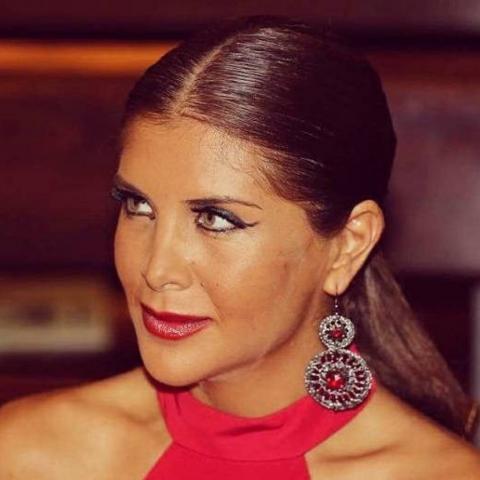 ألين لحود: العمل في مصر فرصة أتمناها لانها تضيف إلى رصيدي
