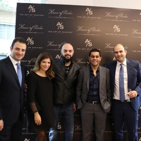 أوّل متجر The Art of Shaving New York في لبنان