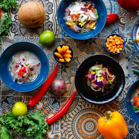 INKA Cocina Peruanaتجربة بيروفية مميّزة في مار مخايل
