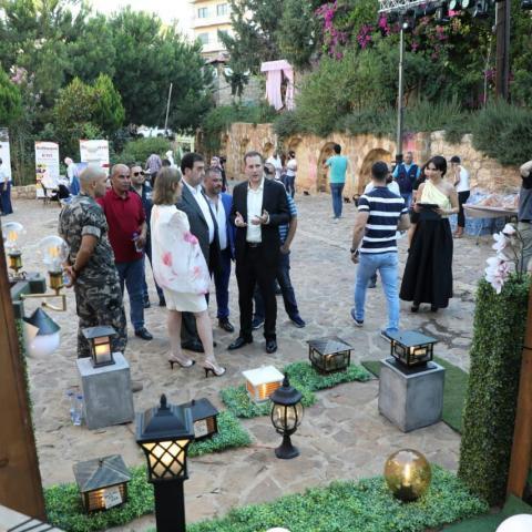 يوم الصناعة الخضراء في قرية بدر حسون البيئية