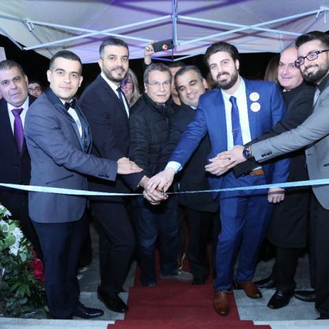 افتتاح مركز PTX CLINICSفي منطقة قرنة شهوان