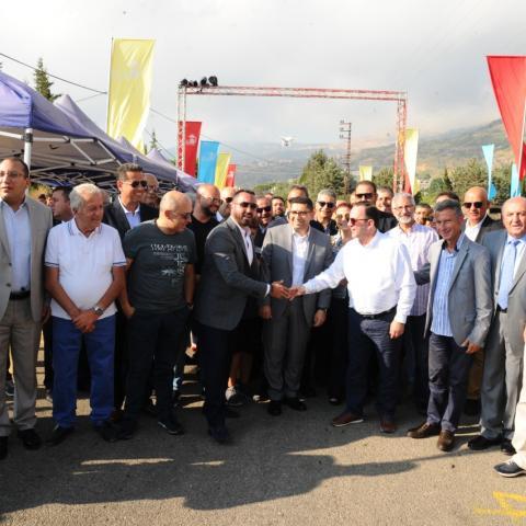 حمّانا تستقبل أكثر من 25000 زائر في النسخة الأولى من Hammana Motor Show