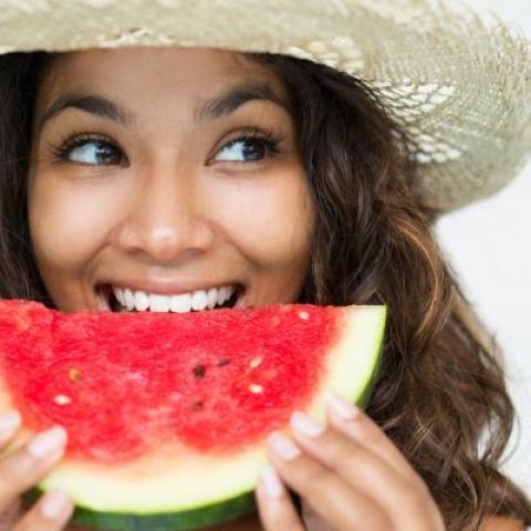 الفوائد الصحية الأربعة للبطيخ