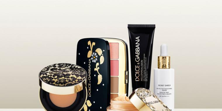 مستحضرات Dolce & Gabbana حقبة جديدة في الجمال الطبيعي
