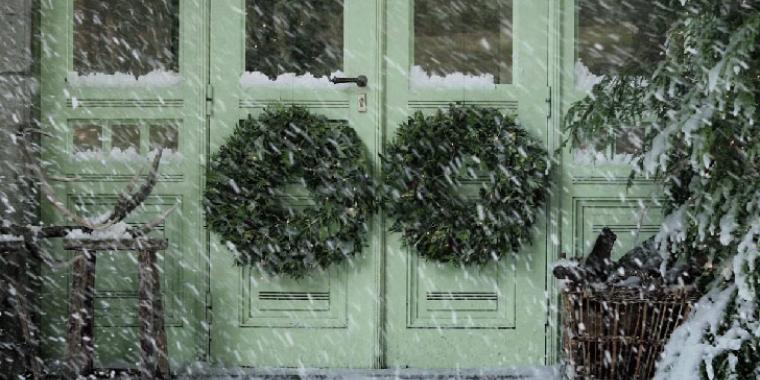 بالصور: ديكور الميلاد الاسكندينافي الرائع لهذا العام