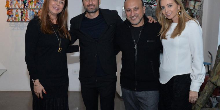 BOSS يقدم مجموعة الأعياد بالتعاون مع الفنان Jeremyville في بيروت