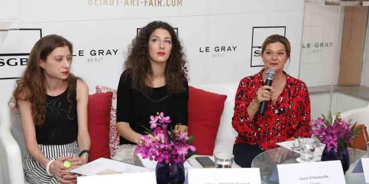 بيروت تستعد لإستقبال الدورة العاشرة من معرض بيروت للفن-BEIRUT ART FAIR
