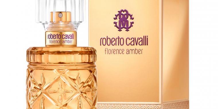 عطر جديد للمرأة الجريئة والجميلة Roberto Cavalli Florence