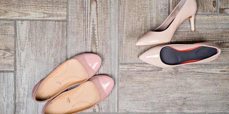 ست نصائح لتحسني اختيار الأحذية والحقائب عند السفر