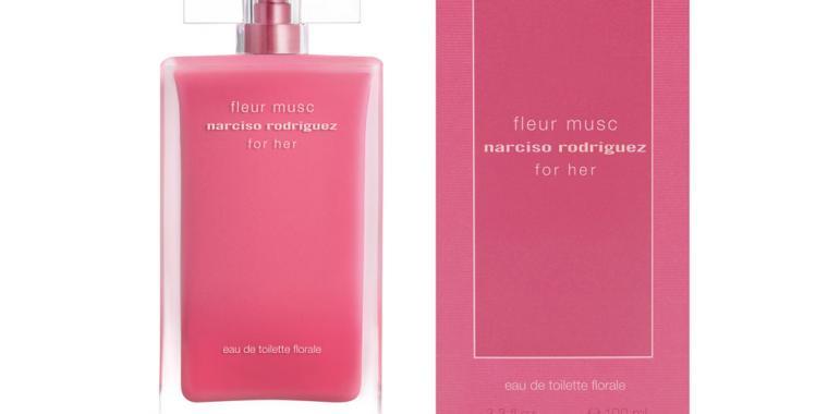 سحرٌ وإثارة في عطر Fleur Musc Florale من Narciso Rodriguez