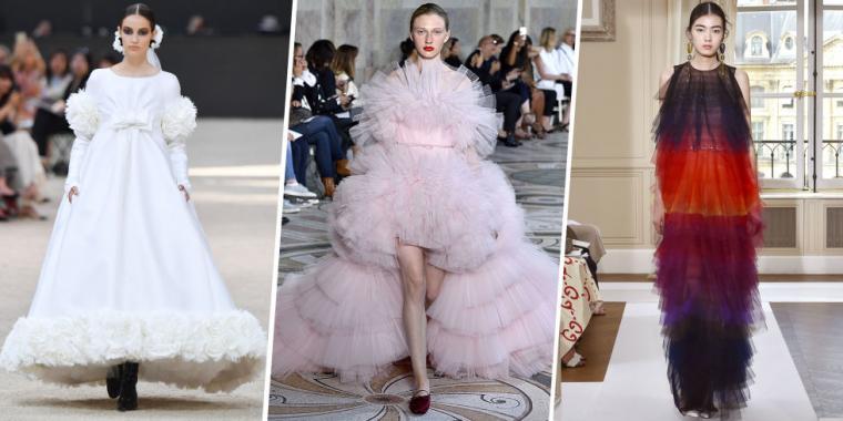 10 إطلالات خيالية من أسبوع الموضة الباريسي تعيد ترسيخ مفهوم الجمال