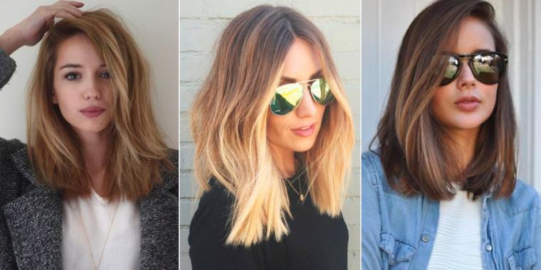 قَصّة lob: تسريحة الشعر التي ستعتمدينها بعد انتهاء الصيف