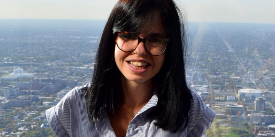 هذه الباحثة البريطانية كتبت في ويكيبيديا عن 270 امرأة عالمة