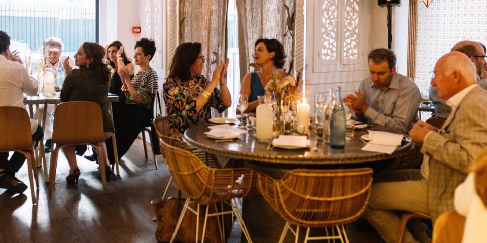"""عشاء خيري في باريس لصالح """"بنك الغذاء اللبناني"""""""