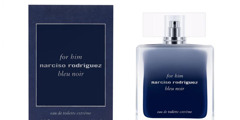 Narciso Rodriguez تُطلق عطر Bleu Noir Extreme