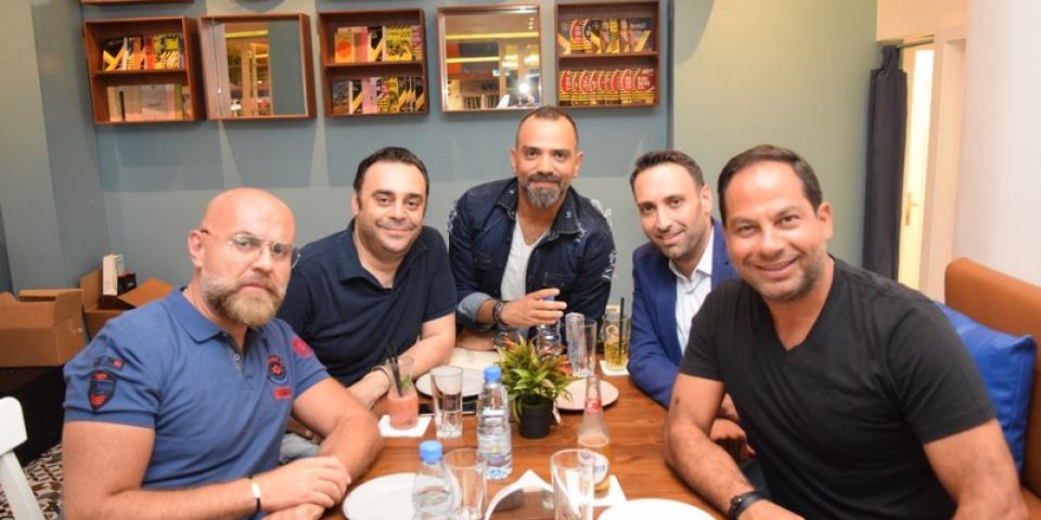 Beirut و OrchideaByRita يحتفلان بعيد الأب