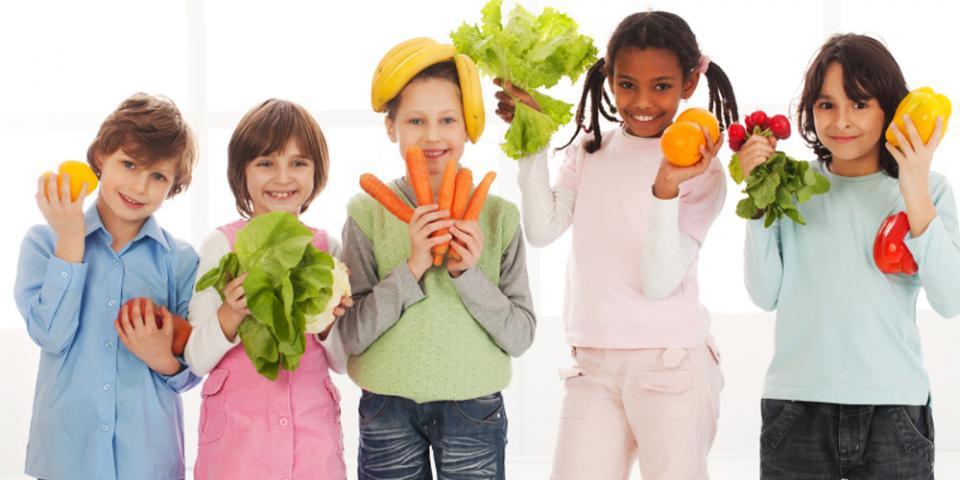 صندوق غذاء صحي لأولادك