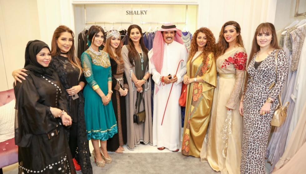 شالكي تضيء ليالي دبي في احتفال كبير