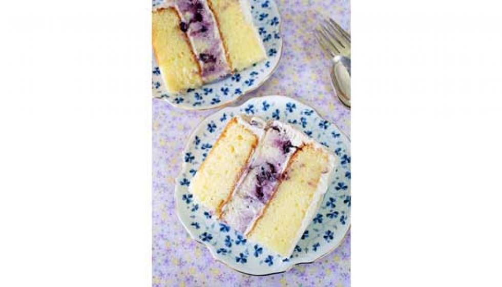 12 نوعاً من الحلوى مصنوعة من فاكهة الـBlueberry
